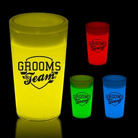 Promotional 2 oz Taper Style Shot Glass