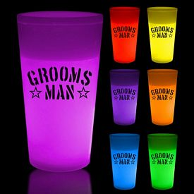 Promotional 16 oz Glow Mixing Cup