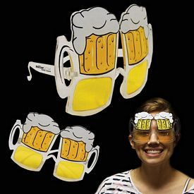 Promotional Beer Mug Sunglasses