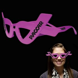 Promotional Pink Ribbon Sunglasses