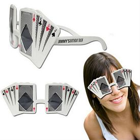 Promotional Playing Card Sunglasses