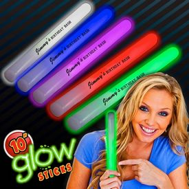 Promotional 10'' Glow Sticks