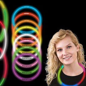 Promotional 22'' Superior Glow Necklaces