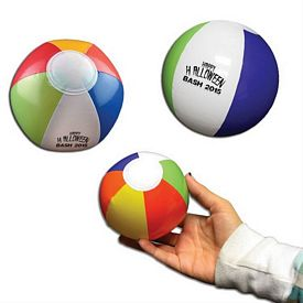 Promotional 6'' Mini Inflatable Beach Ball