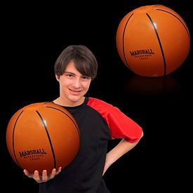 Promotional 16'' Inflatable Basketball