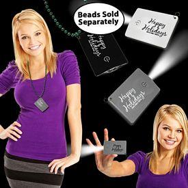 Promotional J-Hook Credit Card Light