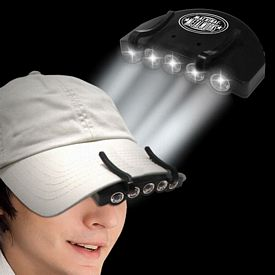 Promotional 3-1/4'' LED Cap Light