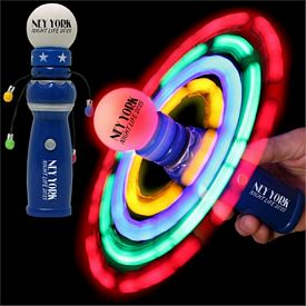 Promotional Lighted Galaxy Spinner