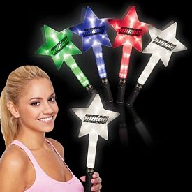 Promotional 12'' Huge Star Wand