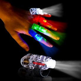 Promotional 1-1/2'' LED Finger Lights