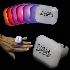 Promotional Light-Up Rectangle Ring