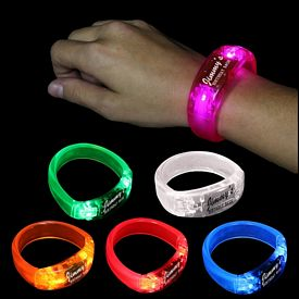 Promotional Soundsation Light-Up LED Bangle Bracelet