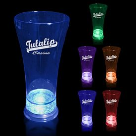 Promotional 14 oz Light-Up Drink Pilsner