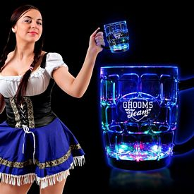 Promotional 16 oz Light-Up Drink Stein