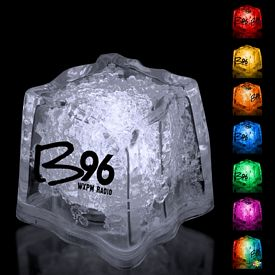 Promotional Light-Up Premium Ice Cube