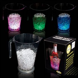 Promotional 48 oz Light-Up Pitcher