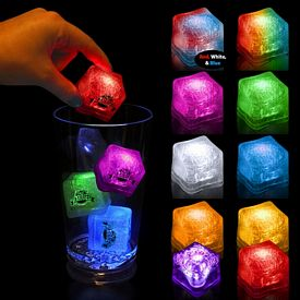 Promotional Light-Up Premium Party Drink Ice Cube