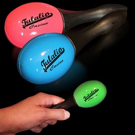 Promotional 4-3/4'' Junior Maracas
