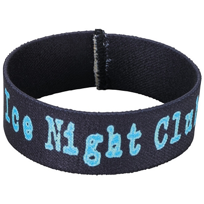 Custom 1 Wide Full Color Wrist Band