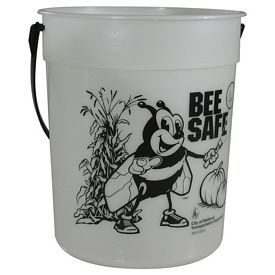 Promotional Hl 87 Oz Glow-In-The-Dark Pail