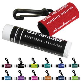 Promotional Hl Custom Label Lip Balm In A Clip