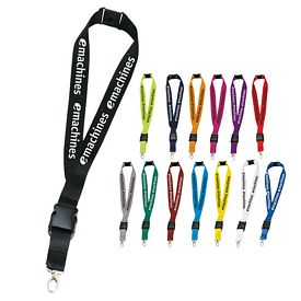 Promotional Hang In There Lanyard