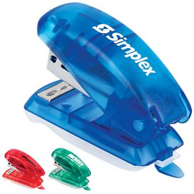 Promotional Mini Stapler W-Staple Remover