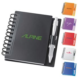 Promotional The Times Spiral 575X625 Notebook