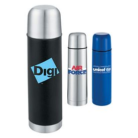 Promotional Bullet 169 Oz Vacuum Steel Bottle