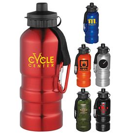 Custom Sahara 20 Oz Aluminum Sports Bottle