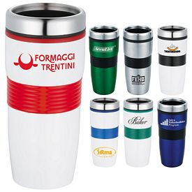 Custom Cancun 16 Oz Travel Tumbler