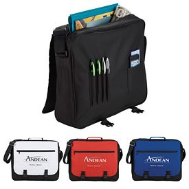 Promotional The Anchorage Messenger Bag