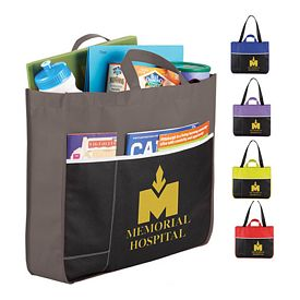 Promotional The Change Up Meeting Tote Bag