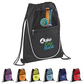 Promotional The Locker Drawstring Cinch Backpack