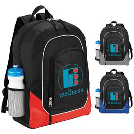 Promotional The Cornerstone Laptop Compu-Backpack