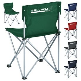 Customized Champion Folding Chair