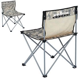 Promotional Wellington Folding Chair