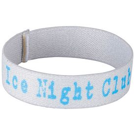 Promotional 3-4 Wide Full Color Wrist Band