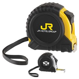 Promotional The Journeyman Locking Tape Measure