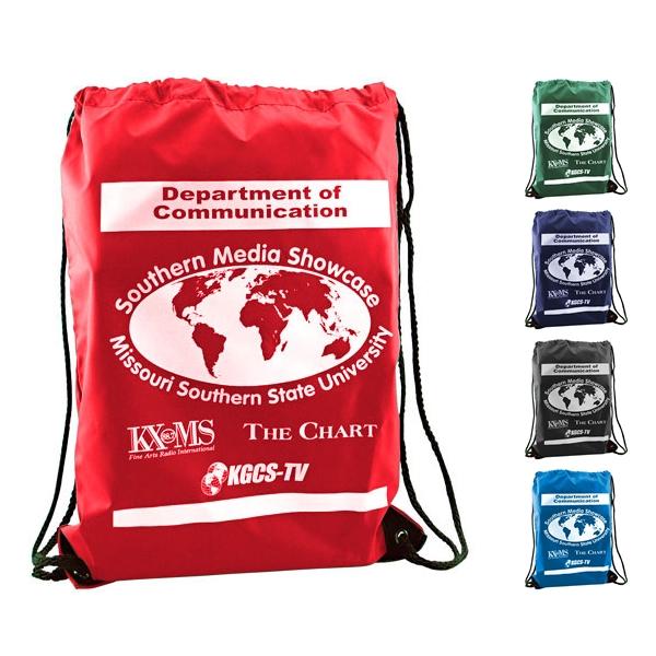 d966207a844a6 200 Denier Drawstring Sports Bag