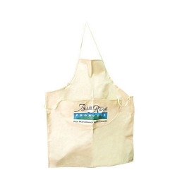 Custom 10 Oz Natural Canvas Work Apron