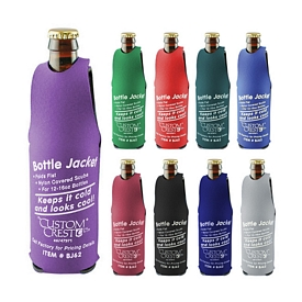 Promotional Cell Foam Bottle Jacket