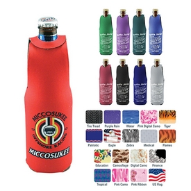 Customized Usa Cell Foam Bottle Jackets