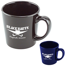 Promotional 18 Oz Jumbo Colored Mug