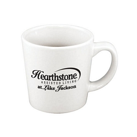 Customized 18 Oz Jumbo White Mug