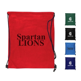 Promotional Non-Woven Drawstring Sports Bag