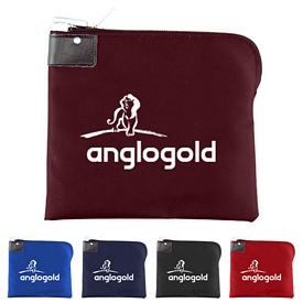 Customized Tall Nyloglo Lock Bag