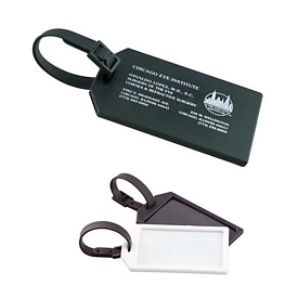 Promotional Clear Window Luggage Tag