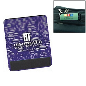 Promotional Luggage Handle Wrap 4 Color Process