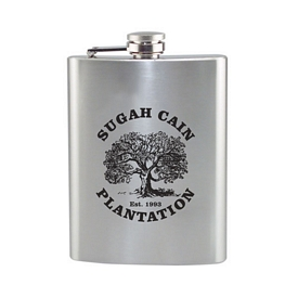 Promotional 8 Oz Stainless Steel Carry Flask